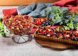 Garrett Popcorn ชวนคนรักผลไม้ ลิ้มลองรส มิ๊กซ์เบอร์รี่ใหม่ บรรจุในกระป๋องสีแดงสดใส ต้อนรับเทศกาลตรุษจีนและวาเลนไทน์นี้