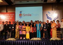 สไมล์ เทรน (Smile Train) เป็นเจ้าภาพงานประชุมความร่วมมือ สมาย เทรน แห่งเอเชียตะวันออกเฉียงใต้ (Southeast Asia Conference of Associates of Smile Train)