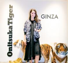 ญาญ่า- อุรัสยา เสปอร์บันด์ ร่วมงานเปิดสาขาใหม่ Onitsuka Tiger ที่กินซ่า พร้อมสินค้าลิมิเต็ดอิดิชั่นสุดคูล