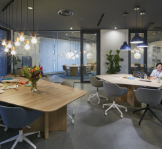 SPACES, the Amsterdam based creative co-working hub opens its second Bangkok location at Chamchuri Square