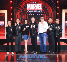 เปิดตัว 'The Marvel Experience Thailand' ที่สุดแห่งปรากฏการณ์การท่องเที่ยวรูปแบบใหม่ของการท่องเที่ยวไทยและอาเซียน