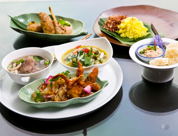 SAFFRON unveils newly revamped look and exciting new menu