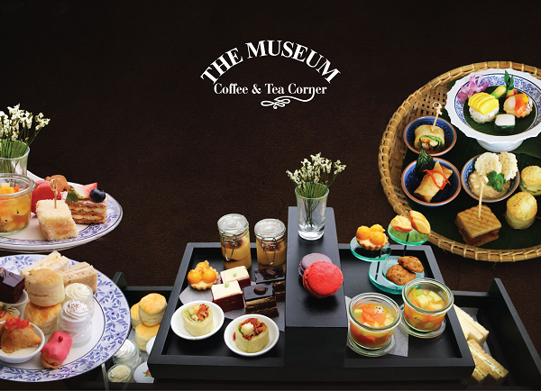 VISIT HUA HIN FOR AN ACCLAIMED AFTERNOON TEA AT THE MUSEUM, CENTARA GRAND HUA HIN