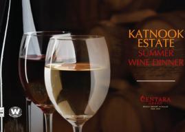 KATNOOK ESTATE WINE DINNER BRINGS TASTEFUL TREASURES AT CENTARA GRAND BEACH RESORT & VILLAS HUA HIN