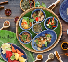 SURPRISE YOUR TASTE BUDS AND DELIGHT YOUR PALATE AT SUAN BUA RESTAURANT, CENTARA GRAND HUA HIN