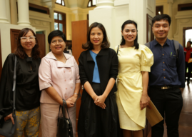 NEILSON HAYS LIBRARY TO HOST A FIRST  LITERATURE FESTIVAL OF ITS KIND IN BANGKOK  TO COMMEMORATE THE LIBRARY'S 150TH ANNIVERSARY