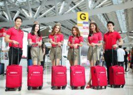 ไทยเวียตเจ็ทประกาศเปิดเส้นทางบินใหม่ 5 เส้นทาง  พร้อมโปรโมชั่นบัตรโดยสารเริ่มต้น 5 บาท