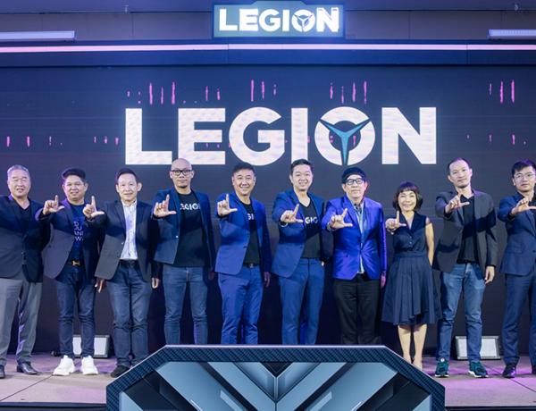 ครั้งแรกในประเทศไทย เลอโนโวเปิดตัว Lenovo Legion Phone Duel   ปฐมบทแห่ง Legion เกมมิ่งสมาร์ทโฟน ขั้นสุดแห่งพลังของการเล่นเกมบนมือถือ